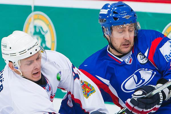 Игроки хк ермак высшей хоккейной лиги сезона 2012/2013