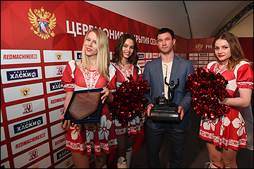 Станислав Голованова и Приз имени Фирсова