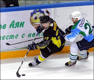 Александр Швецов в Сарыарке