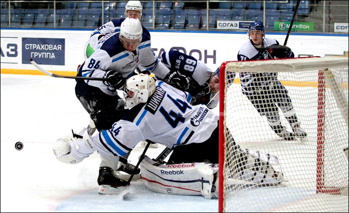 Динамо против СКА-Карелии