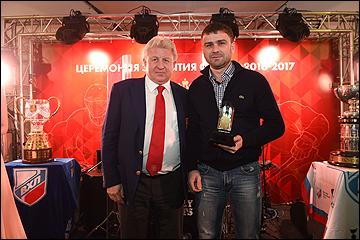 Владимир Мышкин и Денис Франскевич